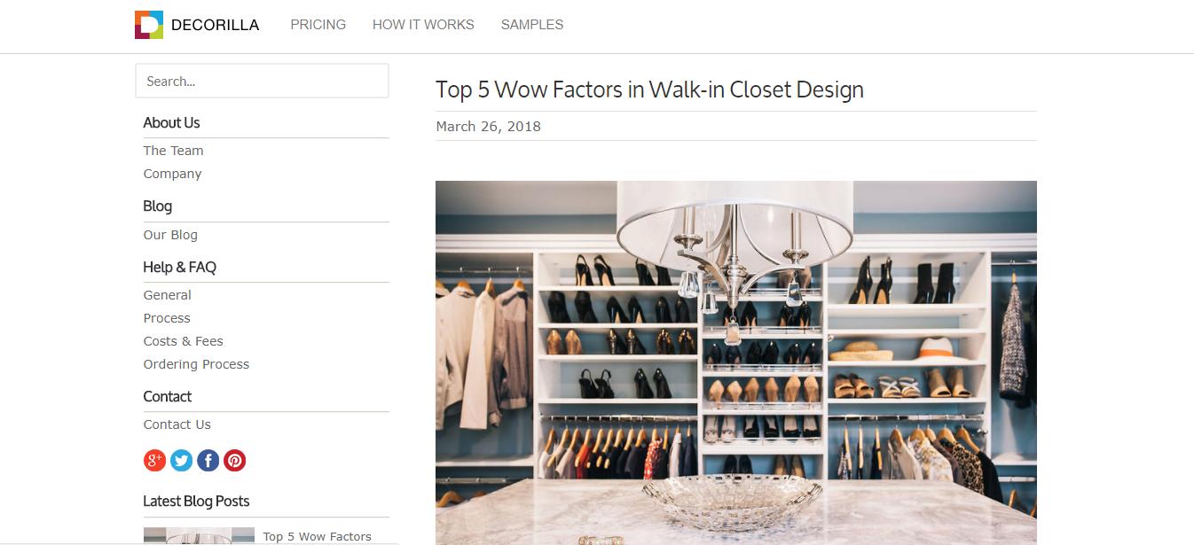 Interior Design - Decorilla