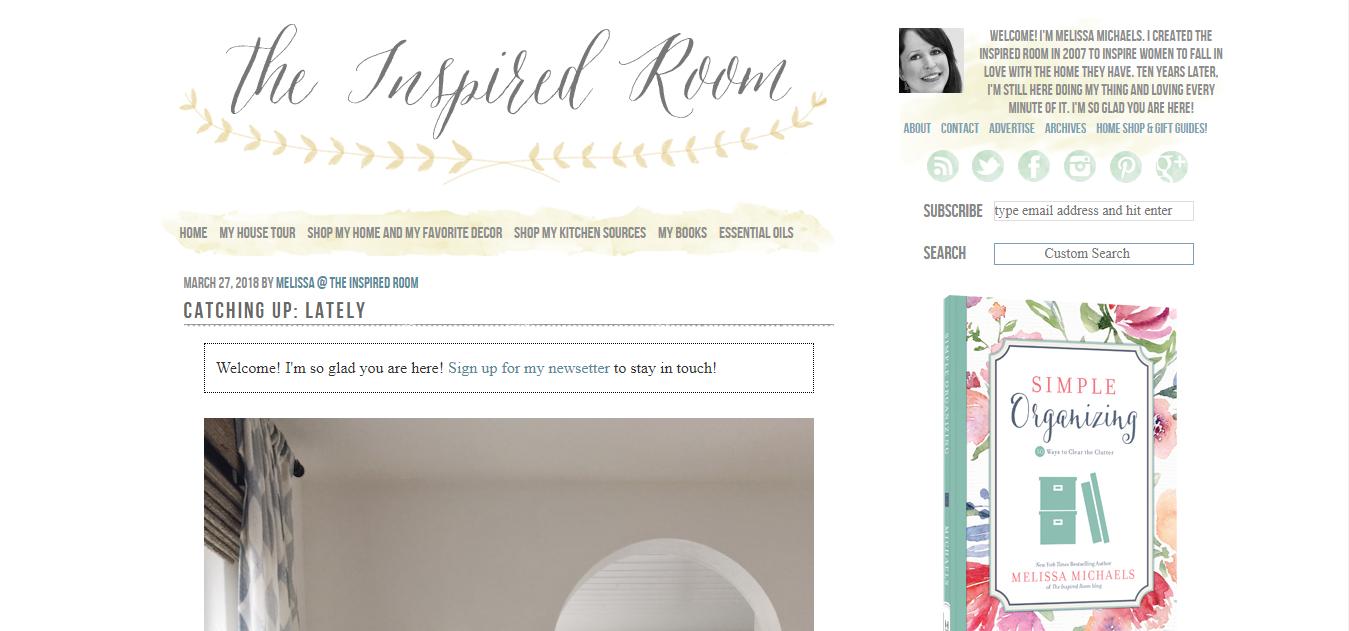 Interior Design - The Inspired Room
